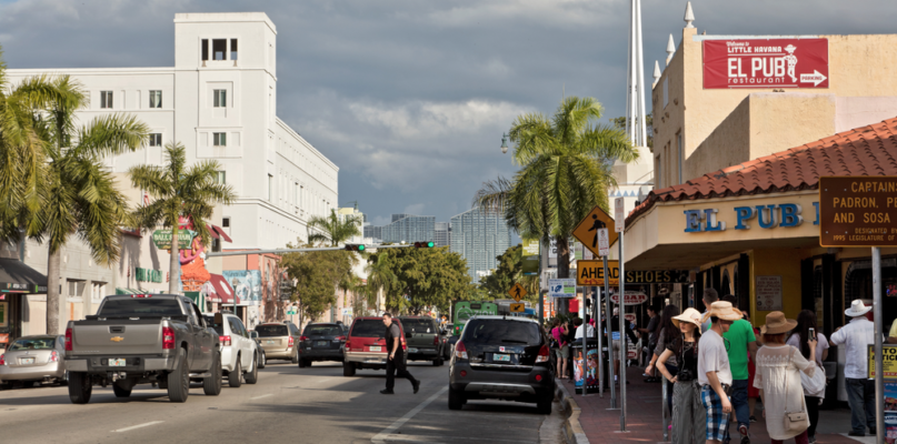 Carlos Fausto Speaks Out for Pedestrian Connectivity for Calle Ocho