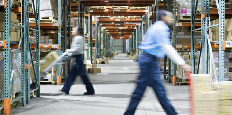 Why Obsolete Warehouses on the 'Last Mile' Are Attracting Institutional Investors