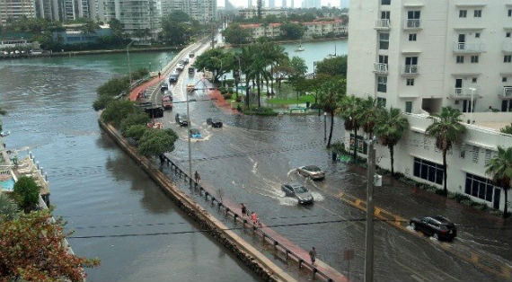 Rising Sea Levels May Add to Developers' Interest in Miami's Inland Areas